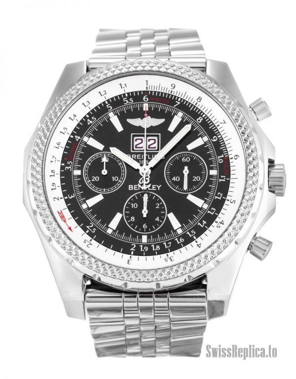 Breitling Bentley 6.75 A44362 Men Quartz 48.8 MM-1