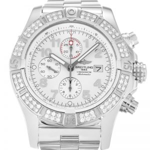 Breitling Chrono Avenger A13370 Men Quartz 48.4 MM-1