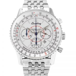 Breitling Montbrillant A41330 Men Quartz 38 MM-1