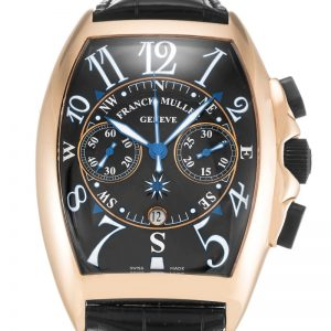 Franck Muller Mariner 9080 CC AT MAR Men Quartz 43.3 MM-1