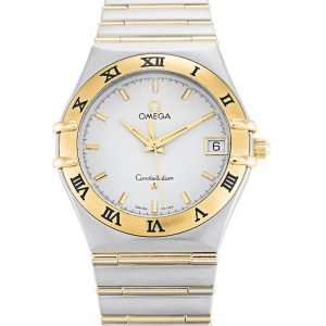 Omega Constellation 1212.30.00 Men Quartz 33.5 MM-1