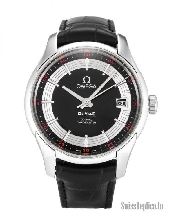 Omega De Ville Hour Vision 431.33.41.21.01.001 Men Automatic 41 MM-1