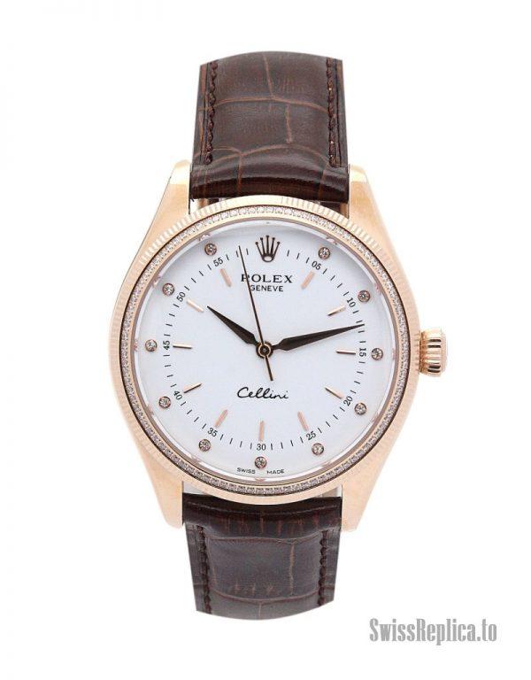 Rolex Cellini 4233-8 Women Quartz 25 MM-1