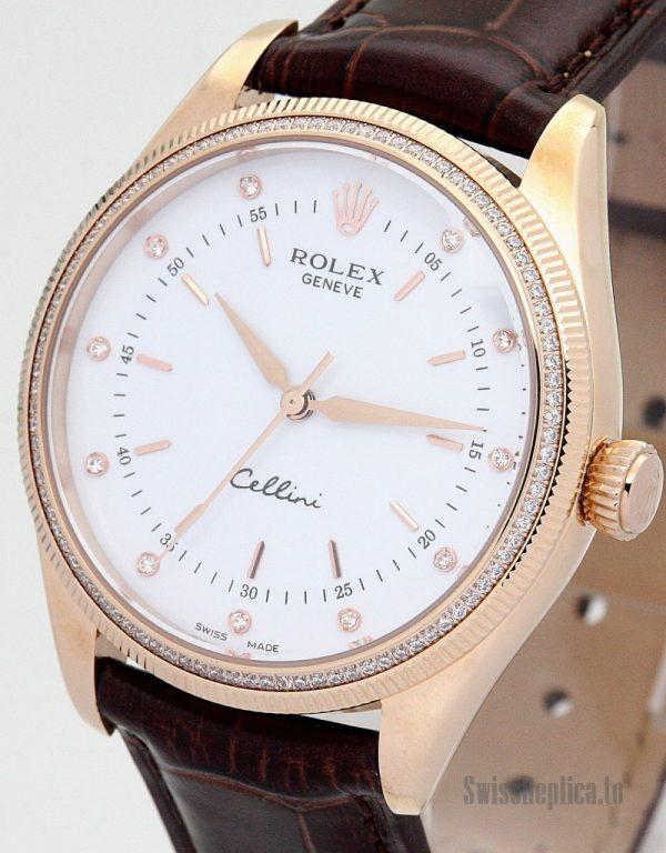 Rolex Cellini 4233-8 Women Quartz 25 MM-1_2