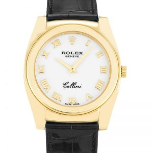 Rolex Cellini 5320-8 Unisex Quartz 32 MM-1