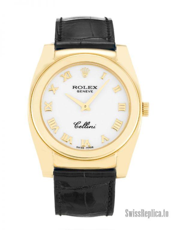 Rolex Cellini 5320-8 Unisex Quartz 32 MM-1