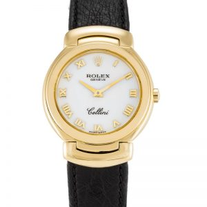 Rolex Cellini 6621-8 Women Quartz 26 MM-1