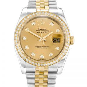 Rolex Datejust 116243 Men Automatic 36 MM-1
