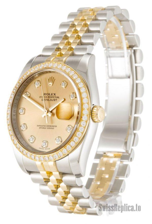 Rolex Datejust 116243 Men Automatic 36 MM-1_1