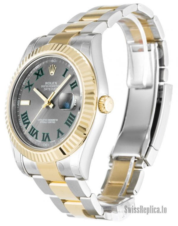 Rolex Datejust II 116333 Men Automatic 41 MM-1_1