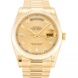 Rolex Day-Date 118238 Men Automatic 36 MM-1