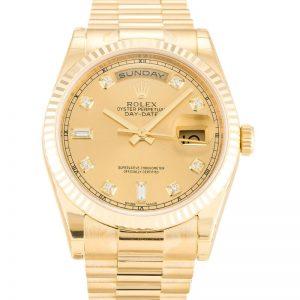 Rolex Day-Date 118238 Men Automatic 36 MM-1