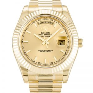 Rolex Day-Date II 218238 Men Automatic 41 MM-1