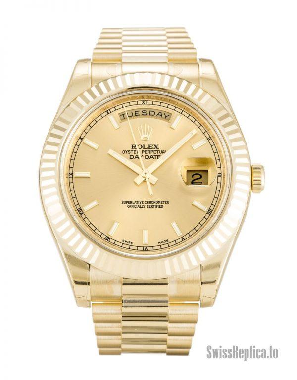 Rolex Day-Date II 218238 Men Automatic 41 MM-1