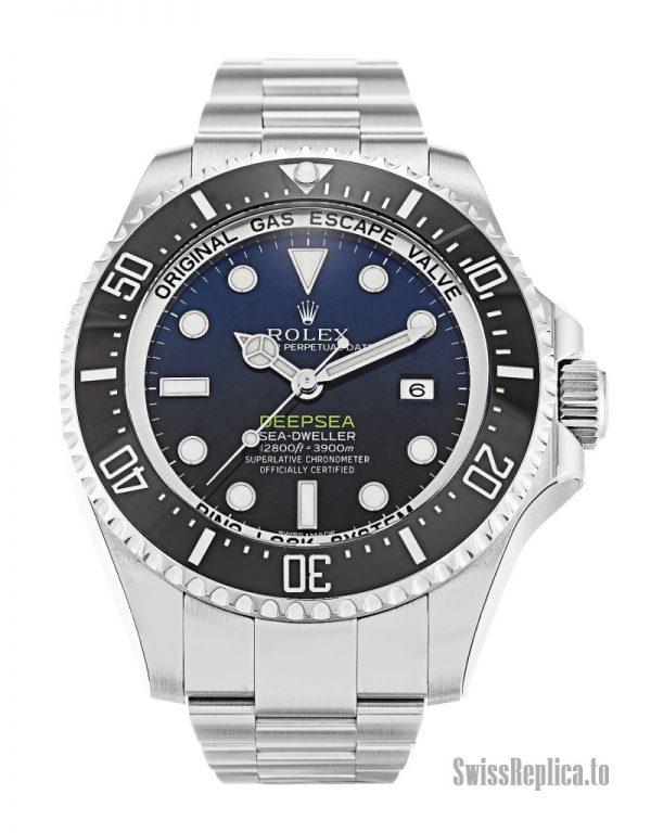 Rolex Deepsea 116660 - D-Blue Men Automatic 44 MM-1