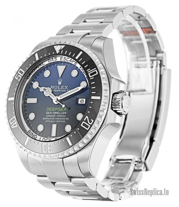 Rolex Deepsea 116660 - D-Blue Men Automatic 44 MM-1_70