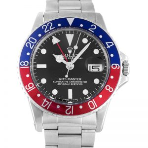 Rolex GMT Master 1675 Men Automatic 40 MM-1