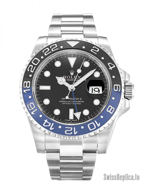 Rolex GMT Master II 116710 BLNR Men Automatic 40 MM-1