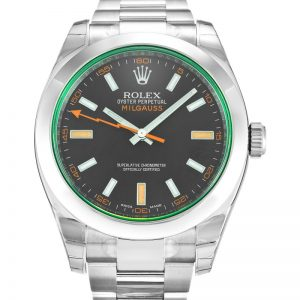 Rolex Milgauss 116400 GV Men Automatic 40 MM-1