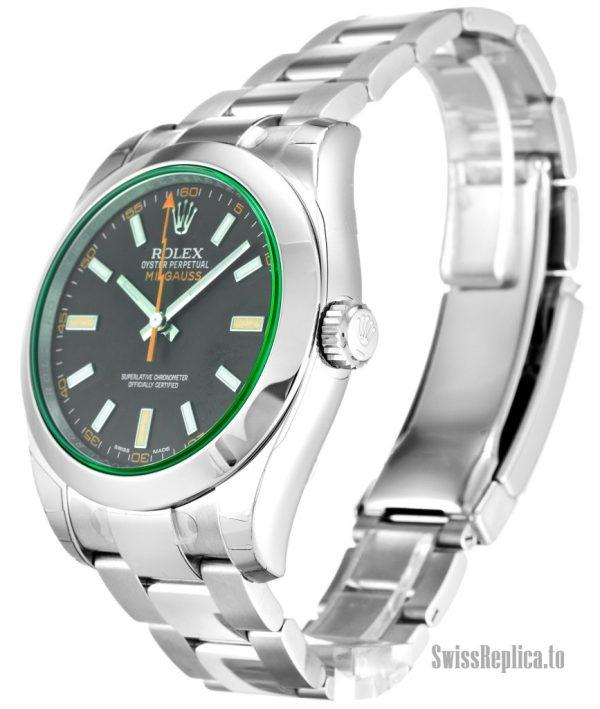 Rolex Milgauss 116400 GV Men Automatic 40 MM-1_889