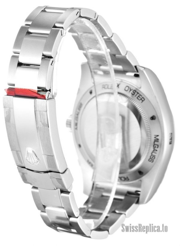Rolex Milgauss 116400 GV Men Automatic 40 MM-1_890