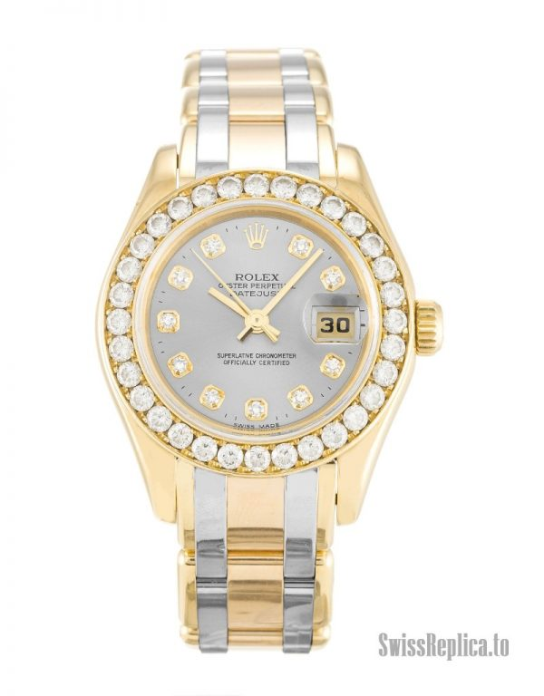Rolex Pearlmaster 80298 Women Automatic 29 MM-1