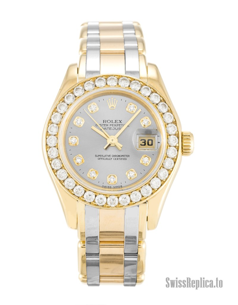 Fake Rolex Very Similar To Actual