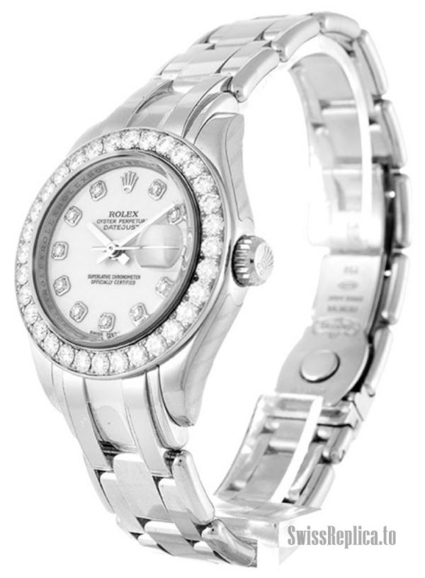 Rolex Pearlmaster 80299 Women Automatic 29 MM-1_1