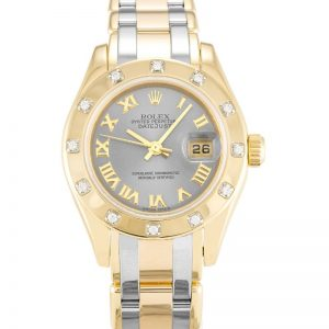 Rolex Pearlmaster 80318 Women Automatic 28 MM-1