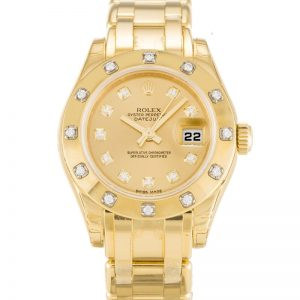 Rolex Pearlmaster 80318 Women Automatic 29 MM-1