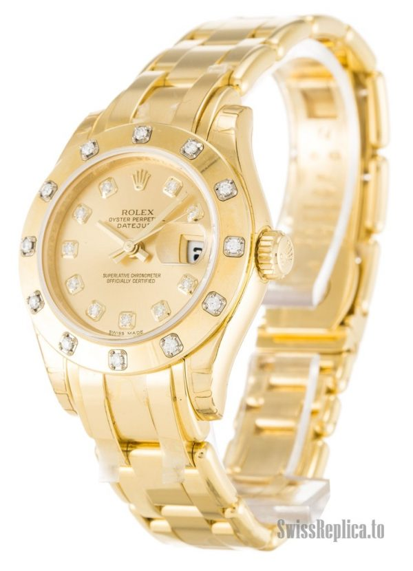 Rolex Pearlmaster 80318 Women Automatic 29 MM-1_1