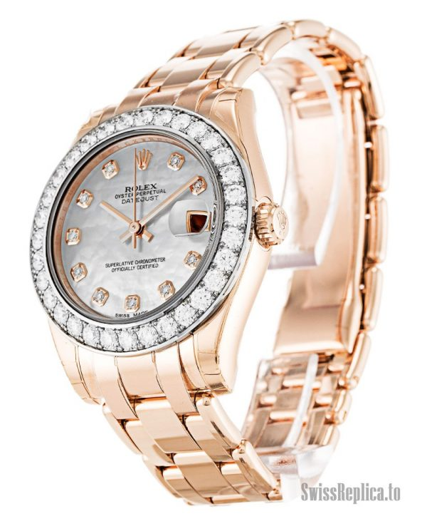 Rolex Pearlmaster 81285 Women Automatic 34 MM-1_1