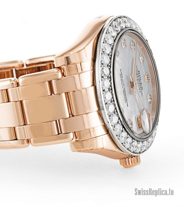 Rolex Pearlmaster 81285 Women Automatic 34 MM-1_3