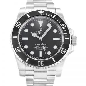 Rolex Submariner 114060 Men Automatic 40 MM-1