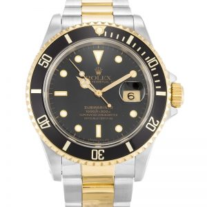 Rolex Submariner 16613 Men Automatic 40 MM-1