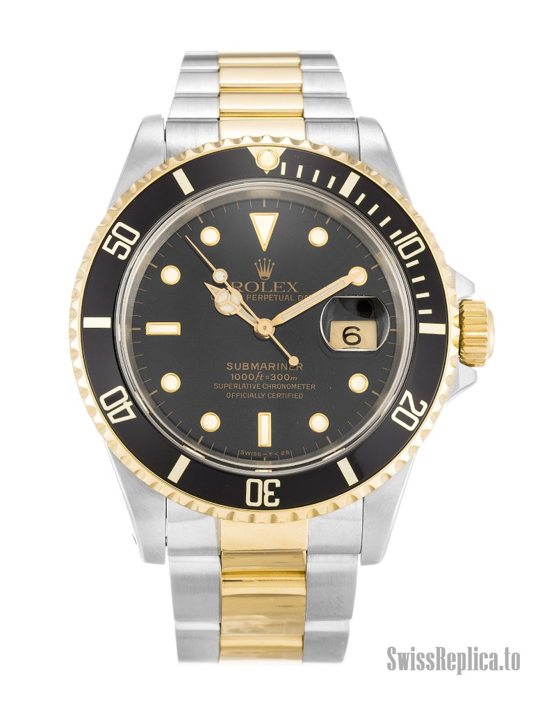 fake rolex president black and gold