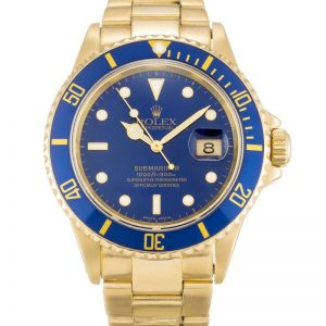 Rolex Submariner 16618 Men Automatic 40 MM-1