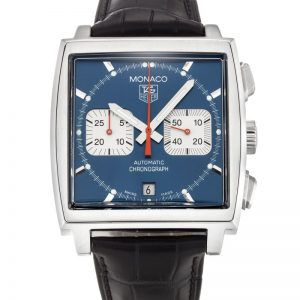 Tag Heuer Monaco CW2113.FC6183 Men Quartz 37.5 MM-1