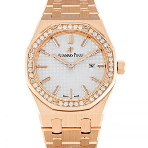 Audemars Piguet Royal Oak 67651OR.ZZ.1261OR.01 Women Quartz 33 MM-1