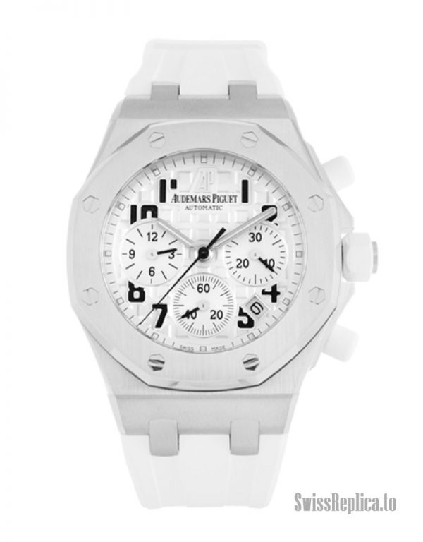 Audemars Piguet Royal Oak Offshore 26283ST.OO.D010CA.01 Women Quartz 37 MM-1