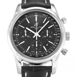 Breitling Transocean Chronograph AB0152 Men Quartz 43 MM-1
