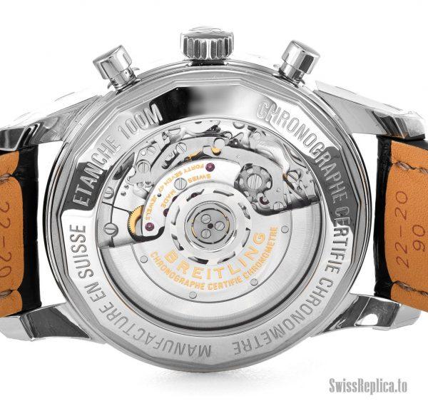 Breitling Transocean Chronograph AB0152 Men Quartz 43 MM-1_3