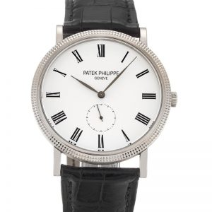 Patek Philippe Calatrava 5119G Men Manual 36 MM-1