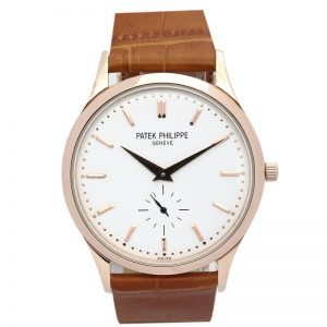 Patek Philippe Calatrava 5120J Men Manual 38 MM-1
