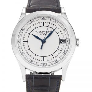 Patek Philippe Calatrava 5296G Men Quartz 38 MM-1