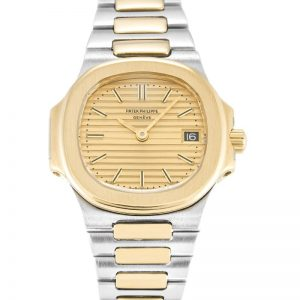 Patek Philippe Nautilus 4700-1 Women Quartz 24 MM-1