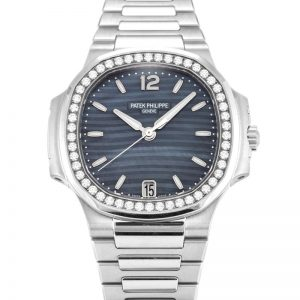 Patek Philippe Nautilus 7018-1A Women Quartz 33.6 MM-1
