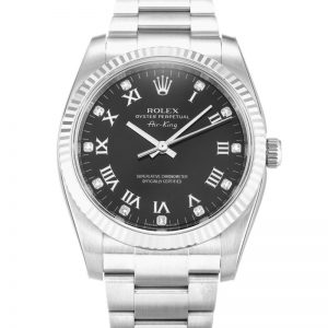 Rolex Air-King 114234 Unisex Automatic 34 MM-1