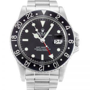 Rolex GMT Master 16750 Men Automatic 40 MM-1
