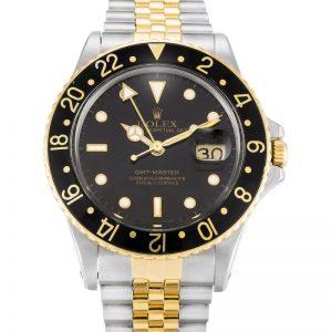 Rolex GMT Master 16753 Men Automatic 38 MM-1